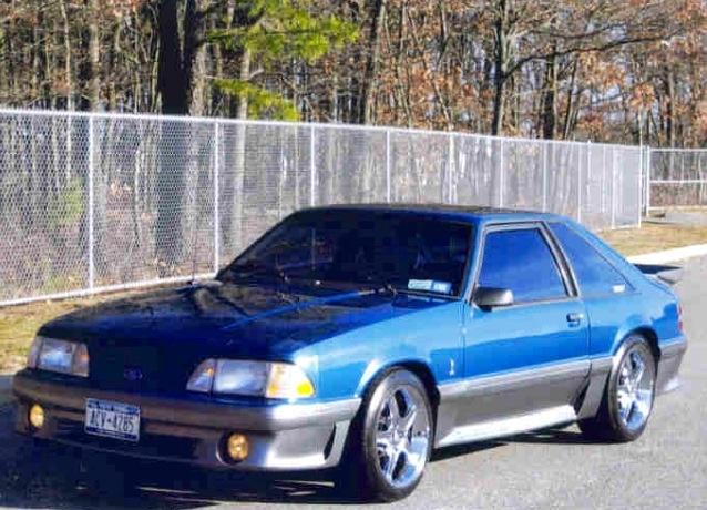 93 Mustang GT. I miss it!!!