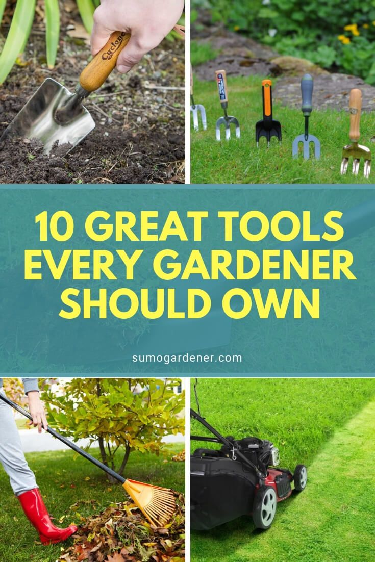 10 Great Tools Every Gardener Should Own Organic Lawn Care