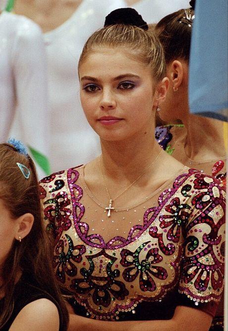 Alina KABAEVA (RUS) | Alina kabaeva, Gymnastics