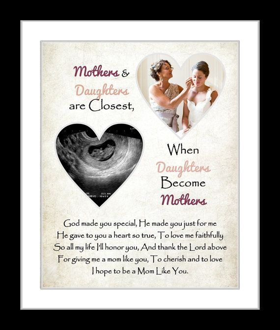 Pregnancy reveal to grandparents gifts for by UniqueCardsandGifts