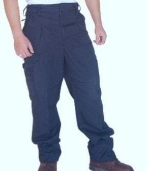 A Calça Tática Azul Marinho Rip Stop Airsoft Paintball - Calça Cargo - Camping é confeccionado em Tecido Rip Stop profissional, mais resistente, ideal para confecção de uniformes militares. Possui com quatro bolsos (dois frontais tipo faca e dois traseiros