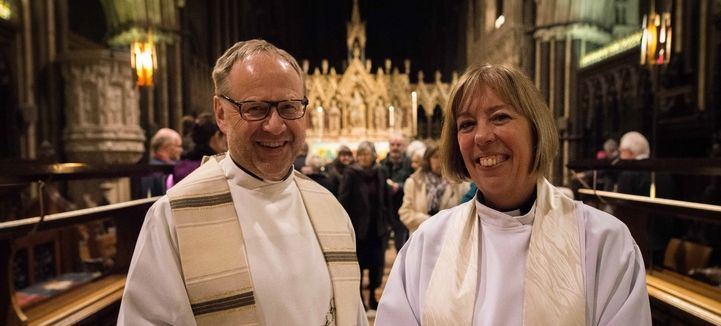 Archdeacons - The Church of England - Worcester