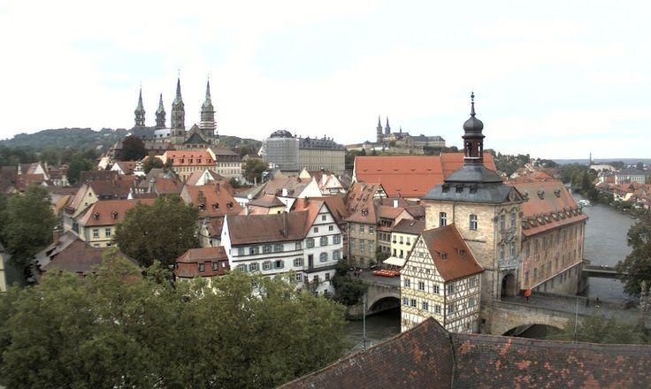 Der Himmel über #Bamberg Live