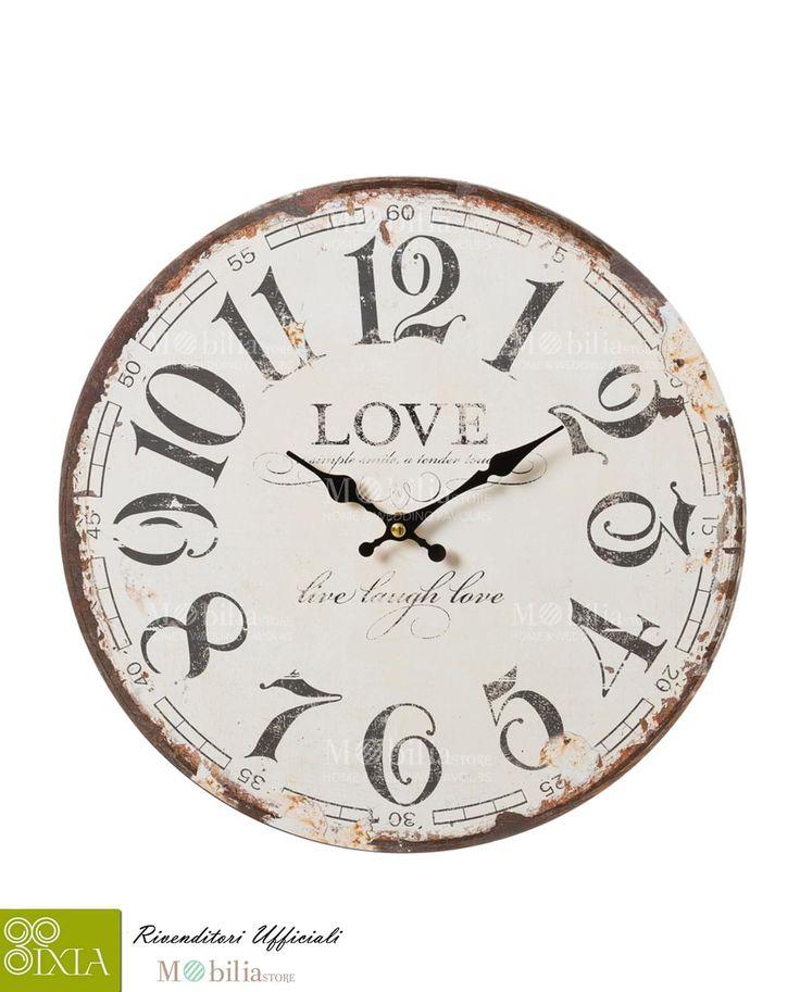 Oltre 1000 idee su orologi da parete su pinterest for Idee per orologio da parete