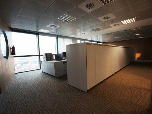 Espacio de trabajo oficinas centrales SB Hotels.Decoración Alado