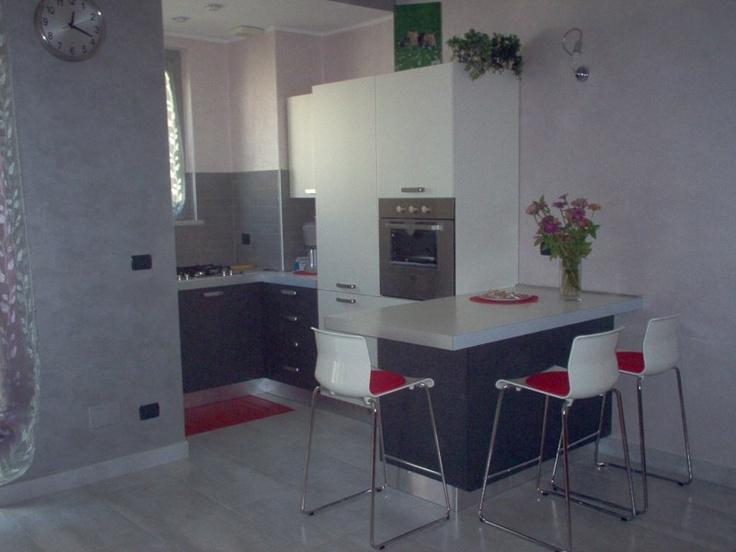 mosaico cucina moderna : Cucina Moderna