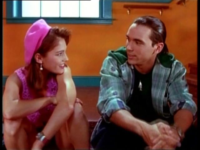 17 Teen Power Couples of the '90s: Tommy and Kimberly, Power Rangers