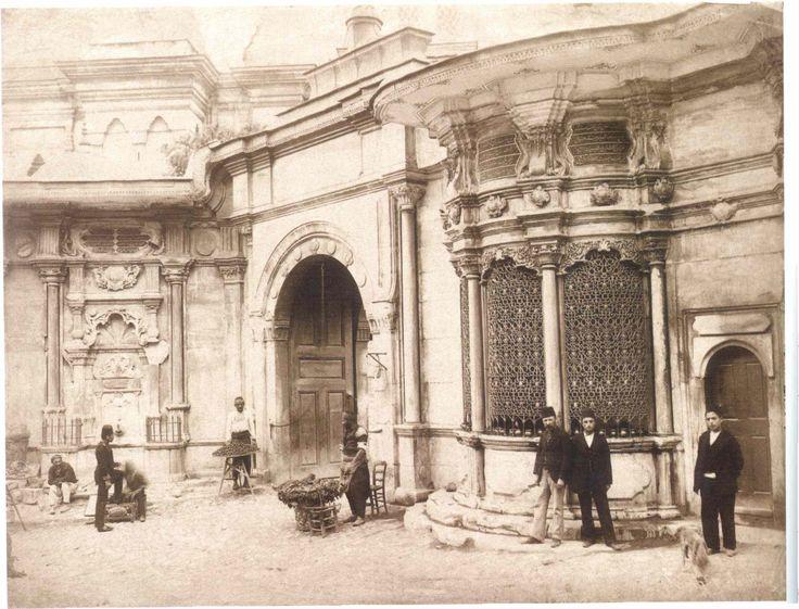 Nuruosmaniye Camii SebiliSébah & Joaillier