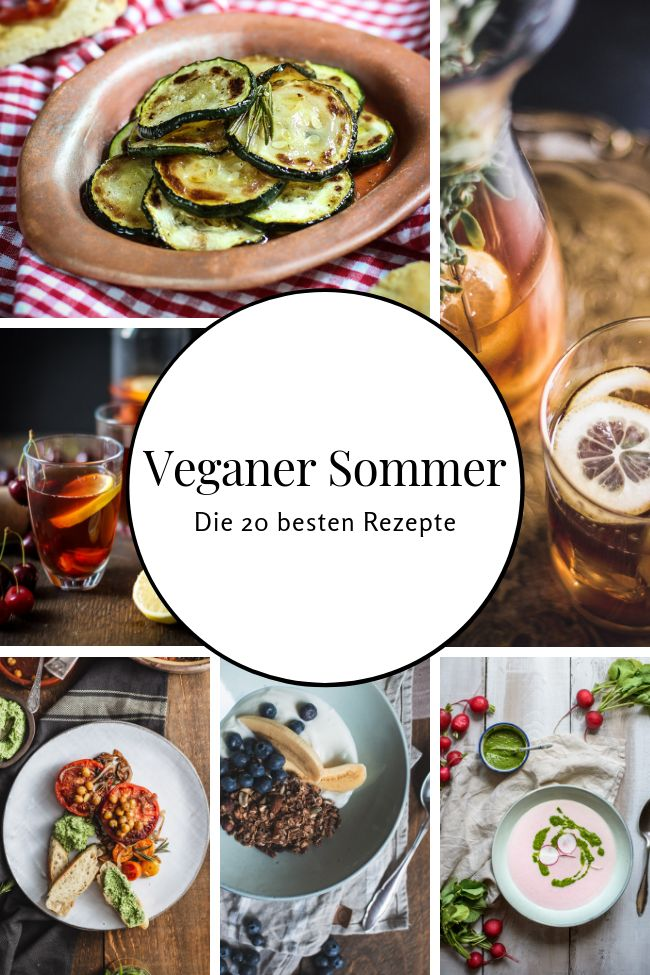Veganer Sommer