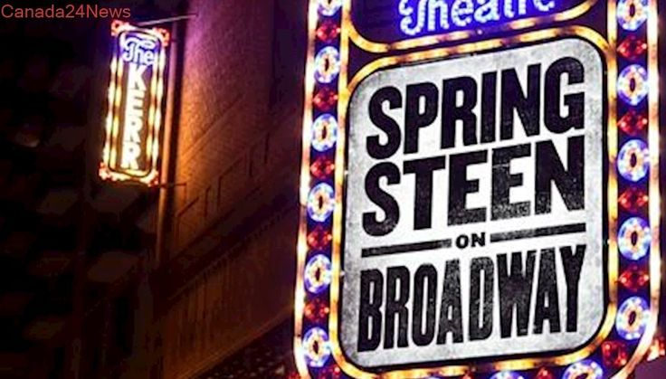 Bruce Springsteen extends his Broadway concerts into June