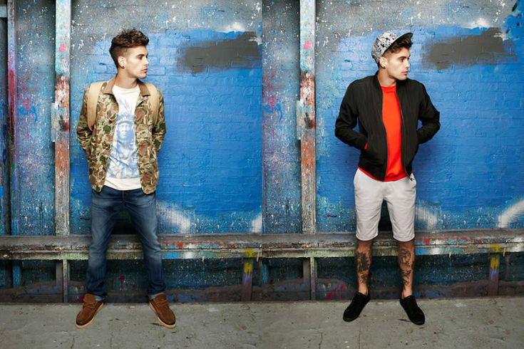 Urban Outfitters Men's Spring/Summer 2012