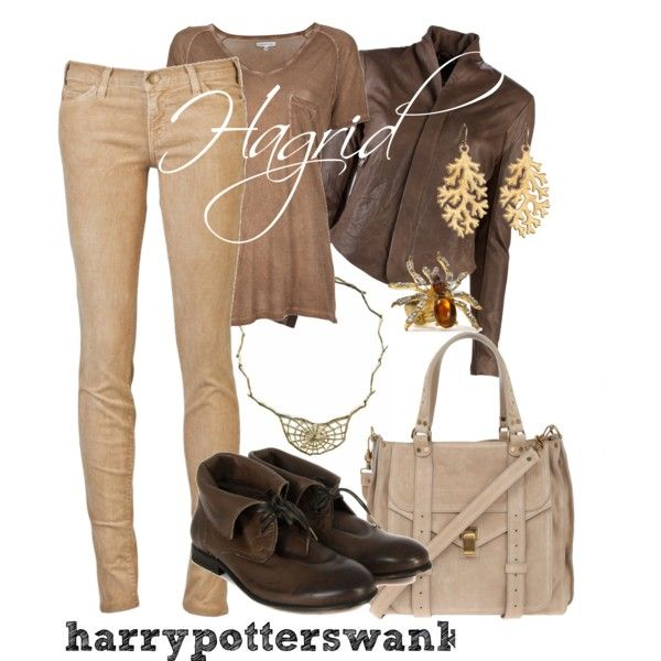 Hagrid (harrypotterswank)