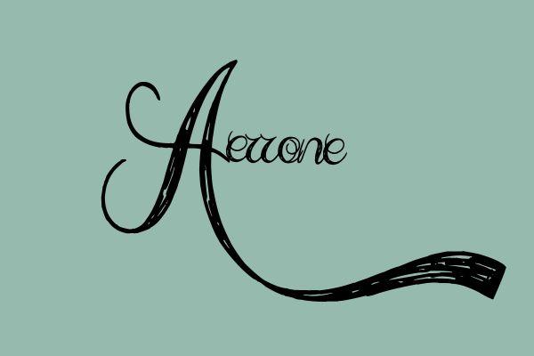 New logo Angelo Cerrone