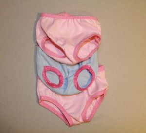 How to make undies for your doll