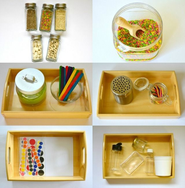 Montessori Gift Care Pack - DIYs and Activities at 12 months