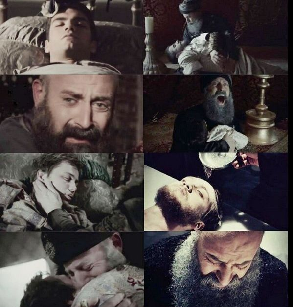 one hell after another- Sultan Suleyman and his sons