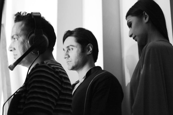 Tethering to the hooks! BPFT2012 is about to begin.