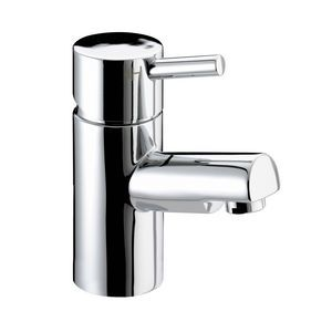 Bristan Prism basin mixer tap excluding waste Chrome Plated | Plumb Center