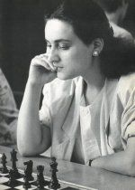 Maia Chiburdanidze is a Georgian chess grandmaster, and the seventh Women's World Chess Champion, the youngest one until 2010, when this record was broken by Hou Yifan. She is the only chess player in history who has won nine Chess Olympiads