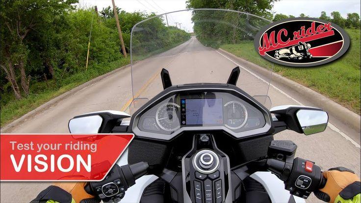Testen Sie Ihre Motorradsicht und sehen Sie, wie Sie vergleichen. – Youtube   – Motorcycle hair accessories