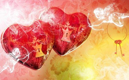 Fondo Amor Eterno en San Valentin. - Fondos de Pantalla. Imágenes y Fotos espectaculares.