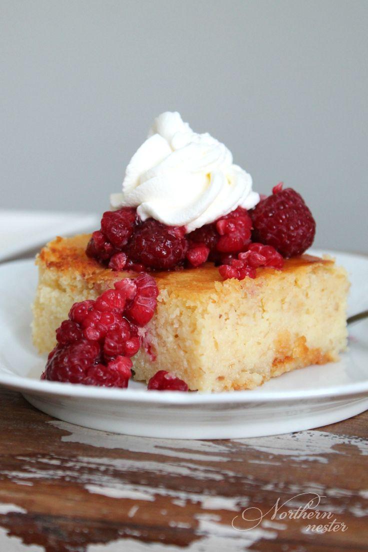 Lemon Yogurt Cake | THM: S - Northern Nester