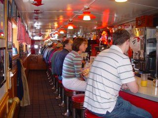 Red Arrow 24 Hr Diner - Manchester, NH me & my families favorite breakfast spot ever in town aww really Missin home