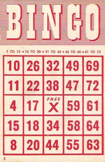 free printable BINGO cards. An idea would be to laminate them and use whiteboard markers to fill them in :)