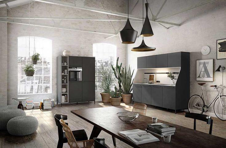 Met de SieMatic Urban keuken haal je een uniek stukje stedelijk design in huis. De keuken straalt de levendigheid van het stadsleven uit en is dan ook bij uitstek geschikt voor in een stadswoning, zoals bijvoorbeeld een appartement, een loft of een penthouse. De SieMatic Urban keuken is niet...