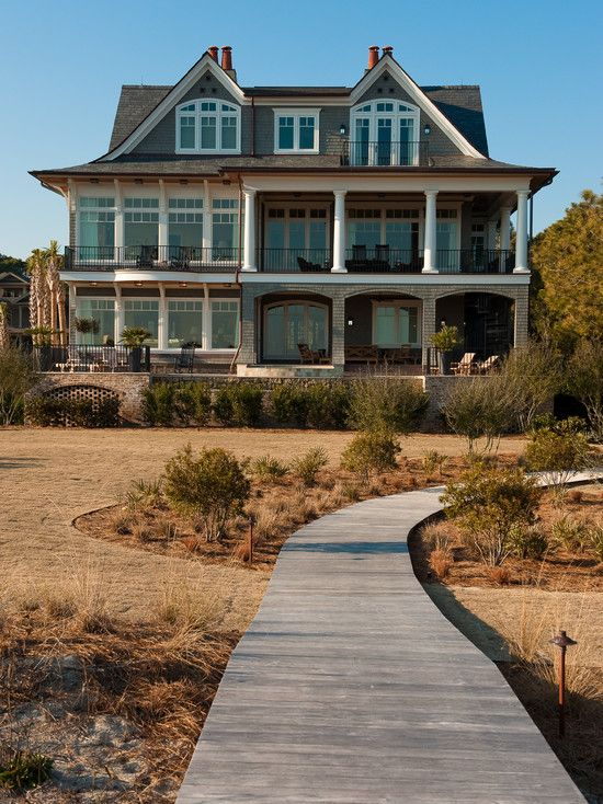 Dream Beach Cottage With Neutral Coastal Decor: ~~DrEaM HOuSe InSpIrAtIoN