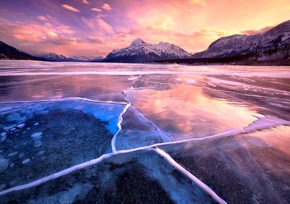 Így néz ki egy fagyos buborék: a jég elképesztő csodái | femina.hu