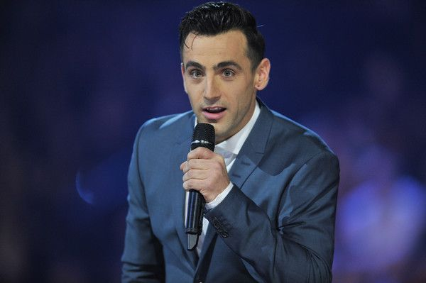 Jacob Hoggard from the Canadian band Hedley