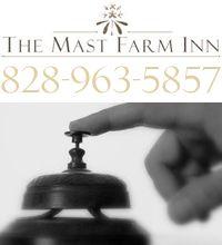The Mast Farm Inn, Historic North Carolina Country Inn & Restaurant, Valle Crucis, NC