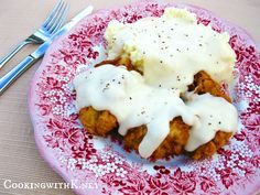 Cooking with K: Chicken Fried Venison and Creamy Gravy + Celebrating Opening Day of Deer Season Here In Texas!