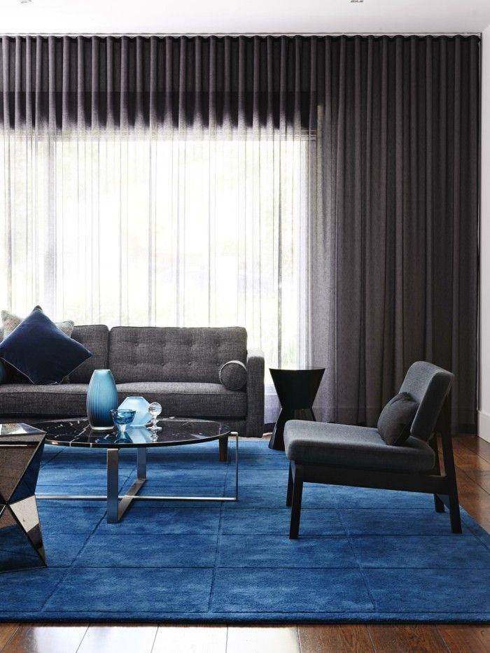 Blauer teppich  Die besten 25+ Marineblauer teppich Ideen auf Pinterest | Silber ...