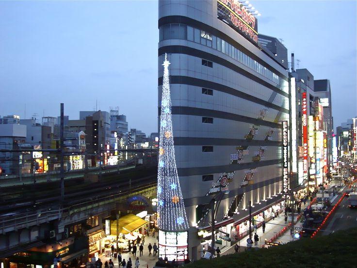 Tokyo, entre chien et loup © Stefan Liberski