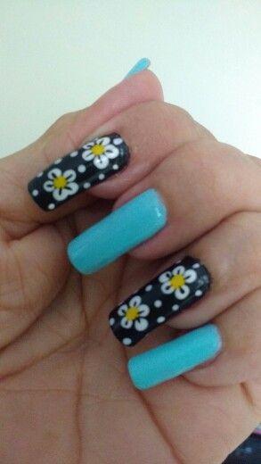 Nails color tranquila de masglo.....