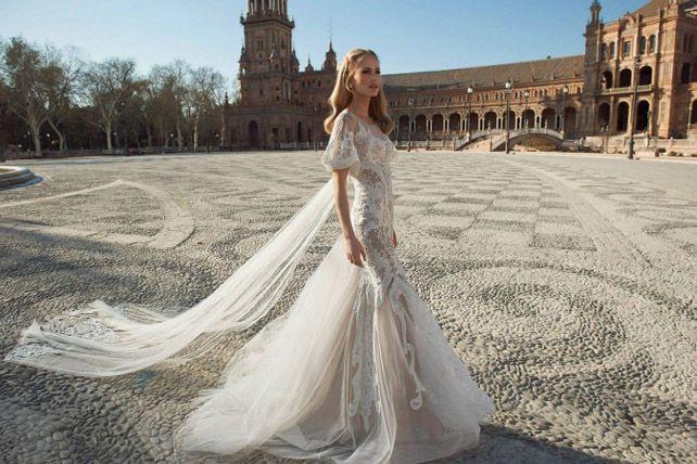 Коллекция свадебных платьев Tal Kahlon 2015 - The-wedding.ru