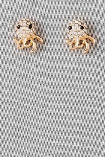 Francesca's is awesome. Where else would you be able to find 'dancing octopi' earrings?