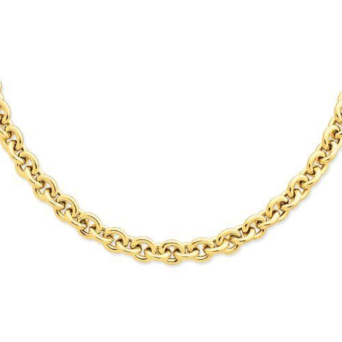 14k Yellow Gold 8.5in 8.75mm Polished Fancy Rolo Link Bracelet. Jewelry Pot. $1415.99. Fabulous Promotions and Discounts!. 30 Day Money Back Guarantee. 100% Satisfaction Guarantee. Questions? Call 866-923-4446. All Genuine Diamonds, Gemstones, Materials, and Precious Metals. Your item will be shipped the same or next weekday!. Save 62%!
