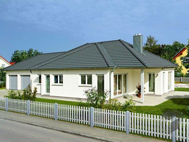 , Eigenheim, Fertigbau, Bungalow, Barrierefreies Haus, Bungalow bauen