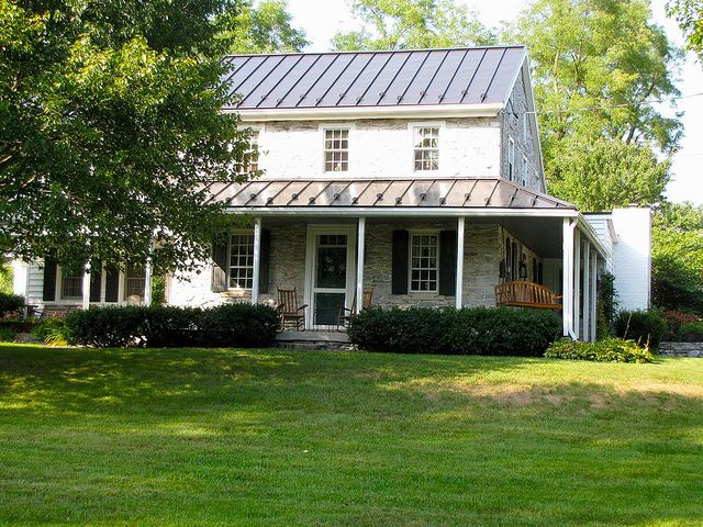 Amish Built Homes In Pa : Best pennsylvania stone houses images on pinterest