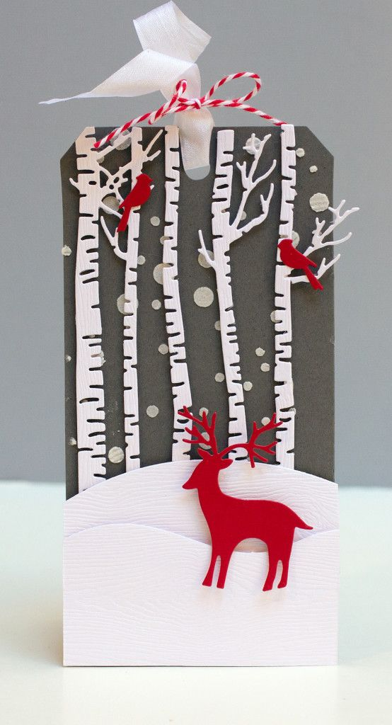 Another Day 4 Tag from 12 Tags of Christmas with a Feminine Twist