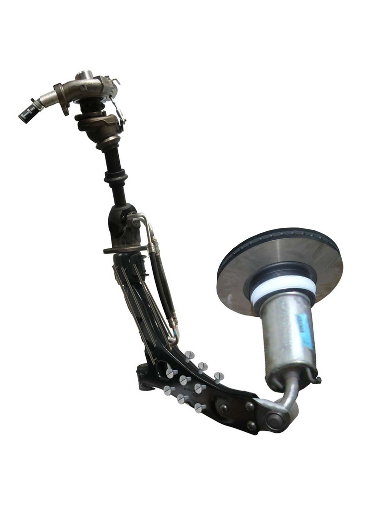 Ford Focus - The Sax ready-made from spare parts