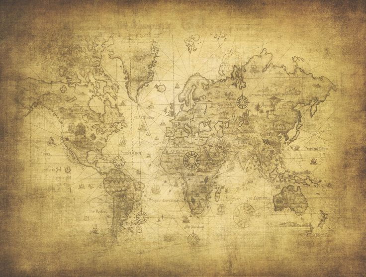 17 best Maps images on Pinterest | Antique maps, Boy rooms and ...