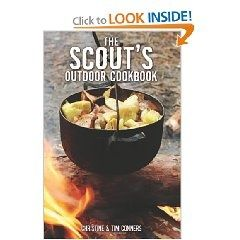 The Scout's Outdoor Cookbook (Falcon Guide) [Paperback], (camping, scouting, boy scouts, cast iron, dutch oven cooking, cooking with kids, dutch oven, girl scouts, grilling, cooking)