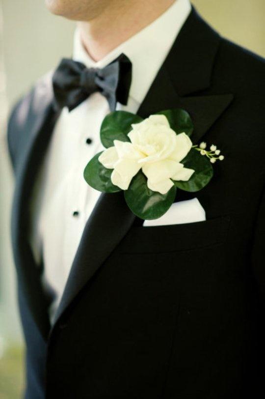 Secret Diary of a Wedding PlannerDreams, Handsome Boutonnier, Gardenias Lilly, Wedding, Bridal Flower, Gardenias Bout, Belle, Flower Gardenias, Gorgeous Gardenias