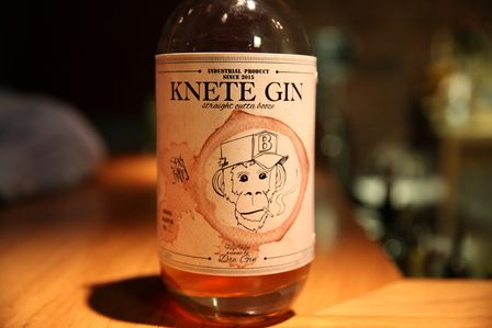 Knete Gin from Hamburg, Germany