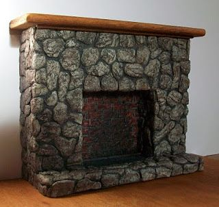 how to: stonework fireplace