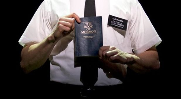 Mormonism, Goose Bumps and the Great Falling Away